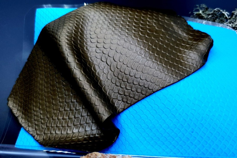 Fish Scales Small Silicone Texture - 180x90mm 3