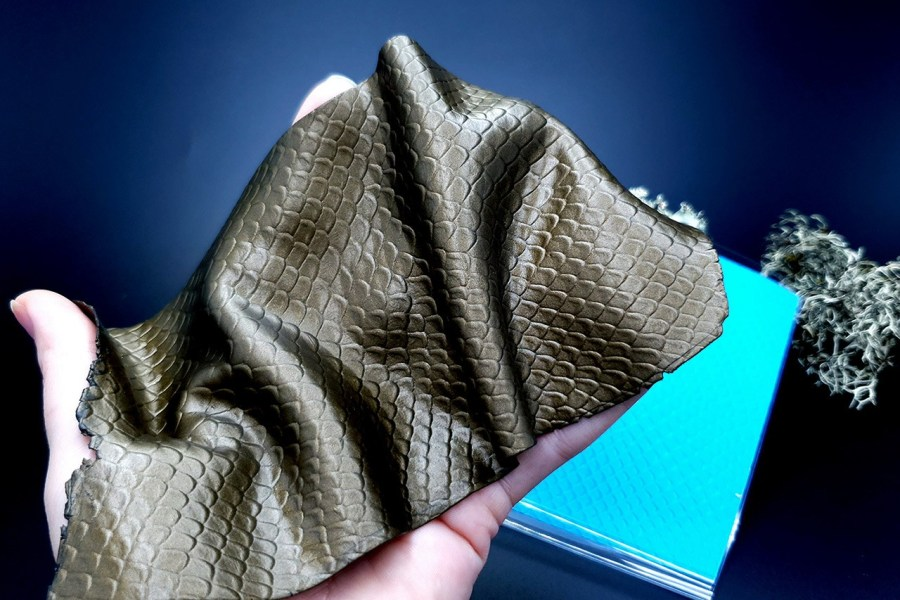 Fish Scales Small Silicone Texture - 180x90mm 2