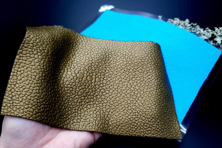Stingray Skin #2 Pattern Silicone Texture 180x120mm 5