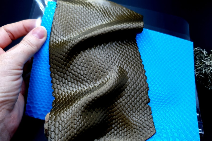 Snake Skin #3 Pattern Silicone Texture - 180x120mm 4