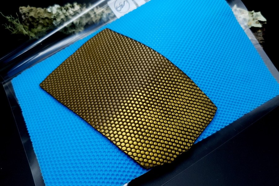 Micro Dots Silicone Texture - 180x120mm 1