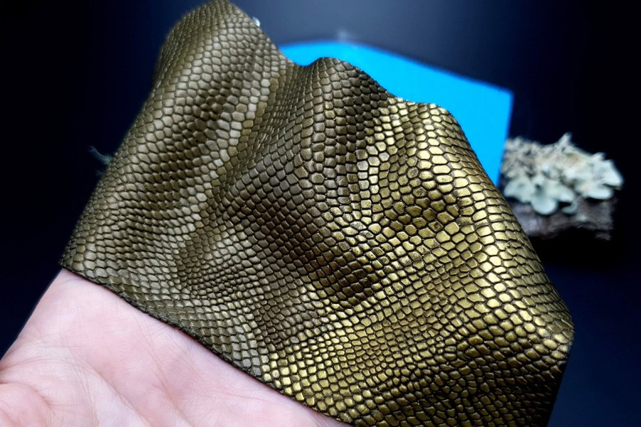 Realistic Snake Skin - Silicone Texture, Small Size 4