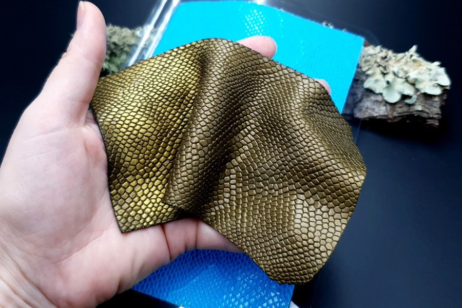 Realistic Snake Skin - Silicone Texture, Small Size 1
