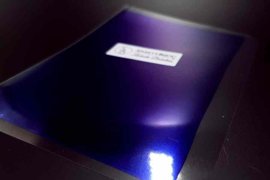 Amazing Violet Foil (10 pcs) 4