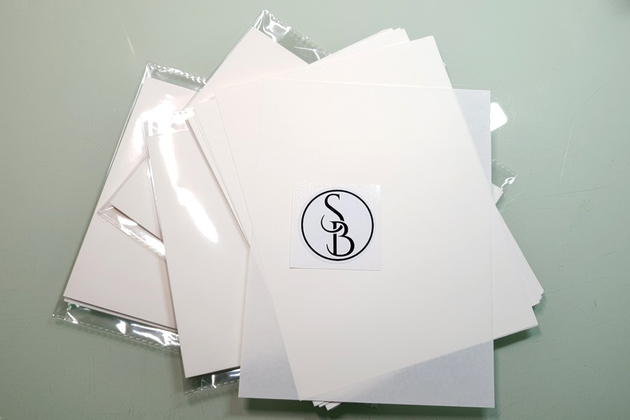 Deli Paper Sheets (50Pcs) for Polymer Clay 1