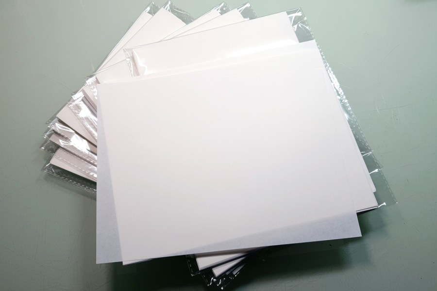 Deli Paper Sheets (50Pcs) for Polymer Clay 4
