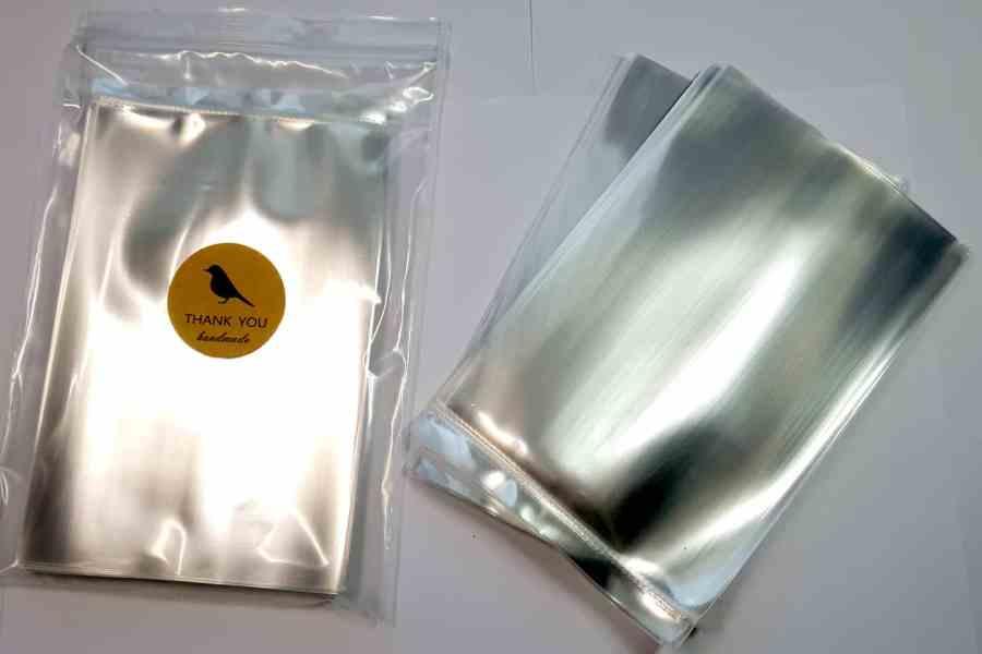 Thick OPP Plastic Bags 4,5x7 (50 pcs) 14