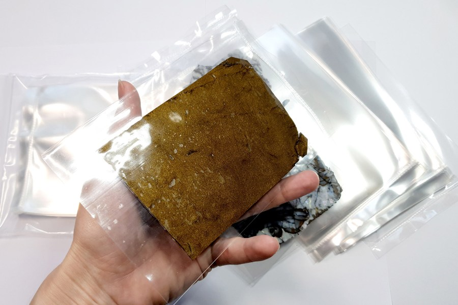 Thick OPP Plastic Bags 4,5x7 (50 pcs) 5