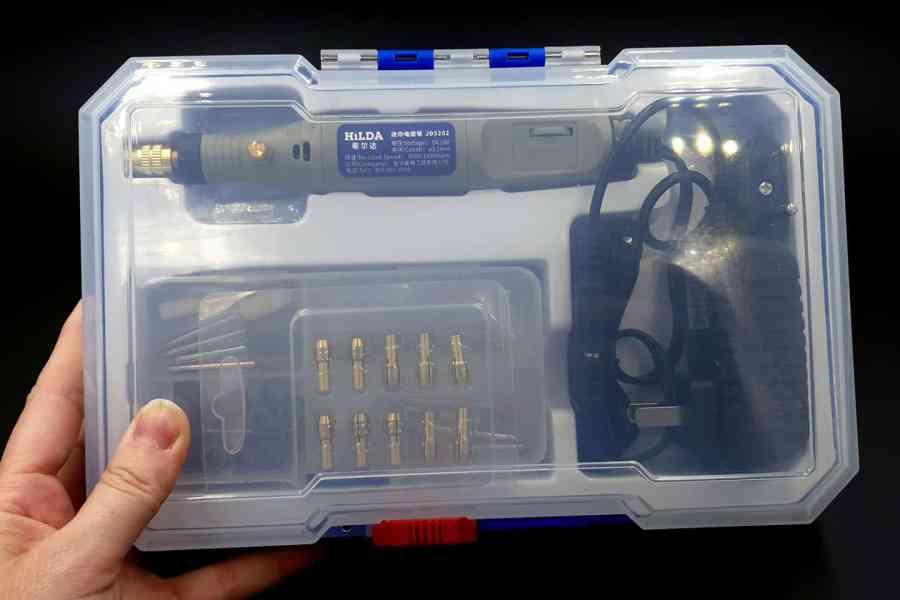 Electric Tool, Mini Drill Rotary tool 18V 8