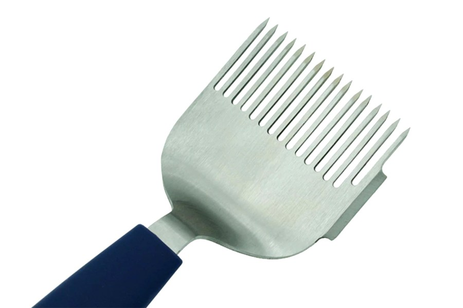 1 pcs Stainless steel Hole Maker Straight Needles Tool 6