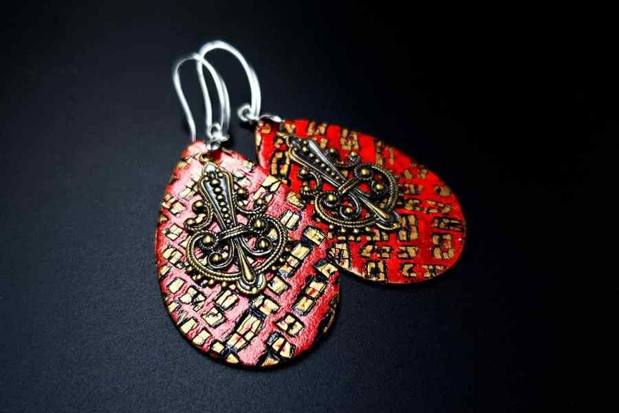 Jewelry Set Christmas Tale Earrings Pendant 2 3