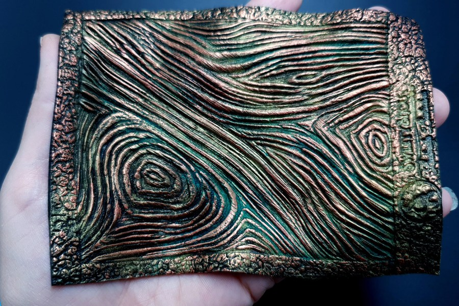 Old Wooden Pattern 5