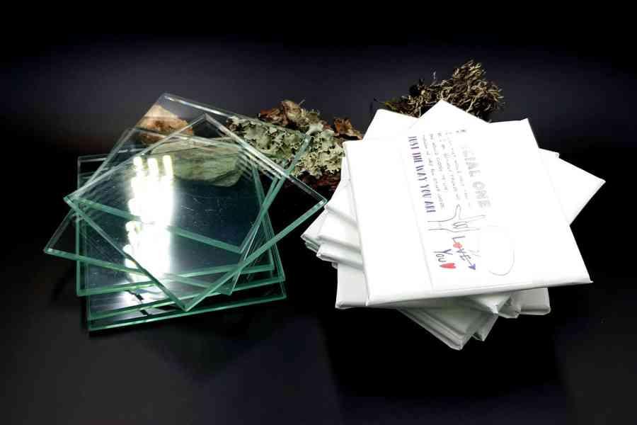 Glass Tile - Size 10x10cm 9