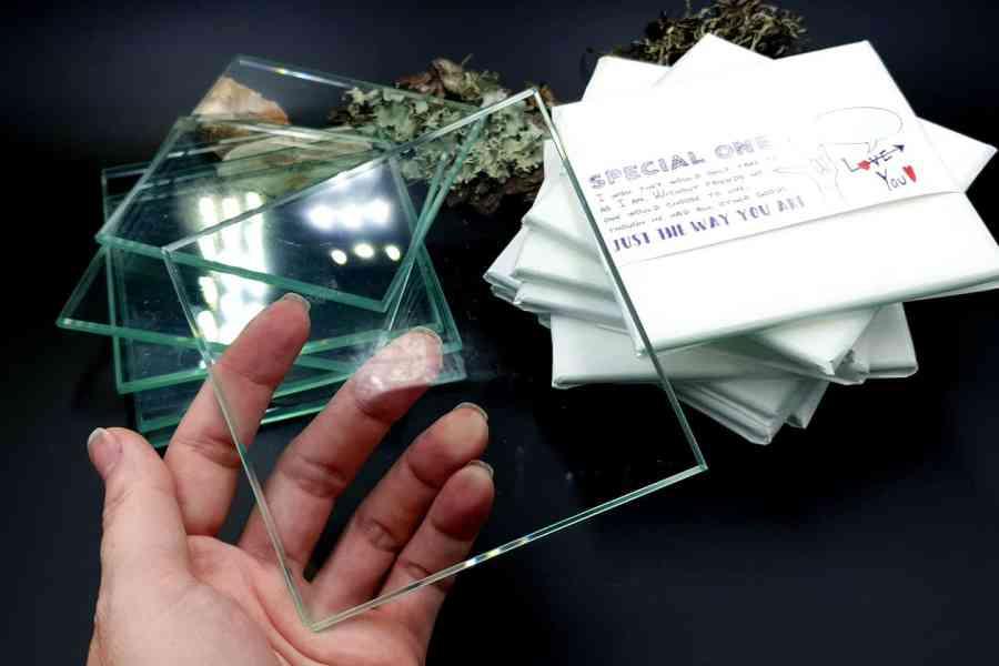 Glass Tile - Size 10x10cm 6