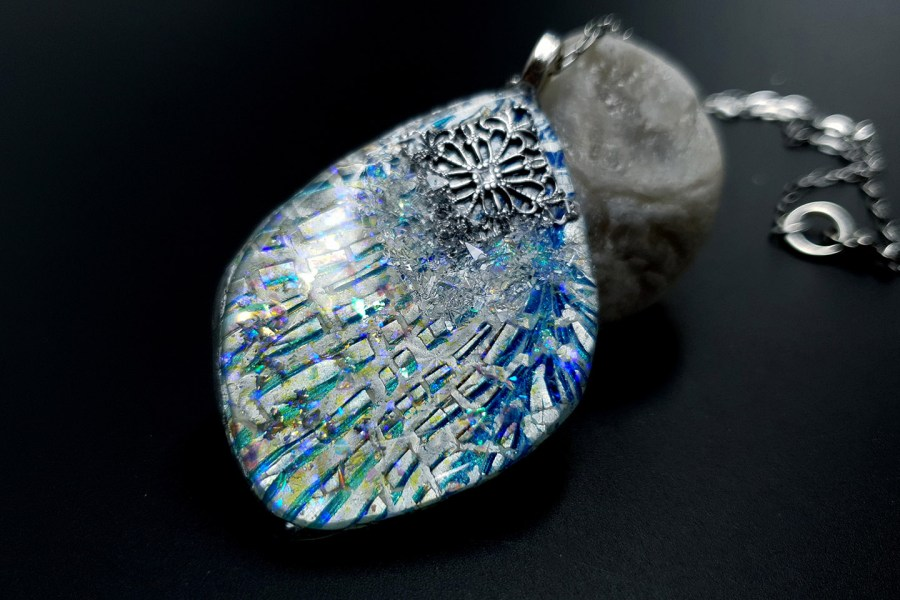 Pendant Melted Ice 1