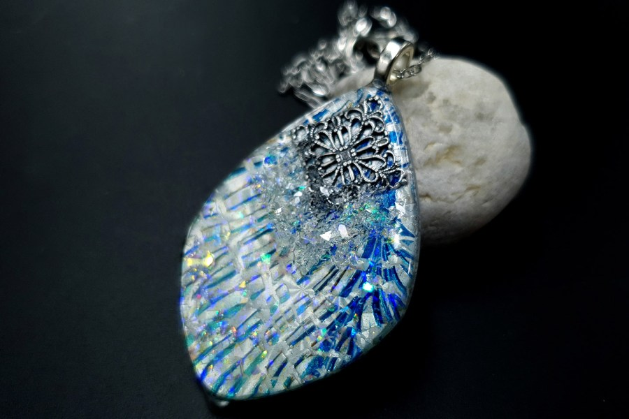 Pendant Melted Ice 5