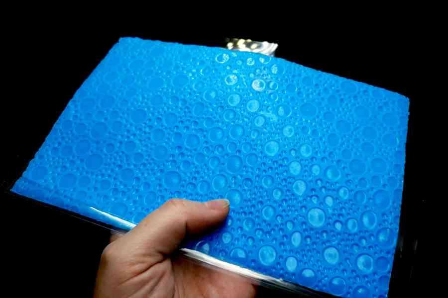 Soap Bubbles Silicone Texture 4