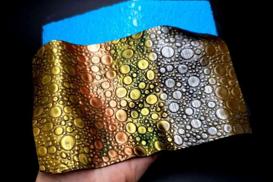 Soap Bubbles Silicone Texture 7