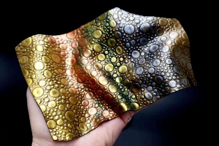 Soap Bubbles Silicone Texture 10