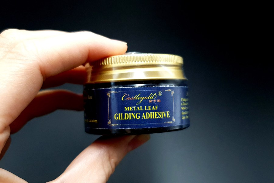 Foil Adhesive Glue 1