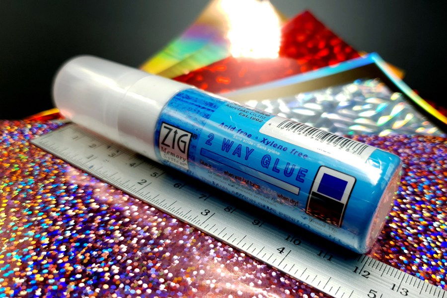 2 Way Adhesive Glue Marker - Broad 2