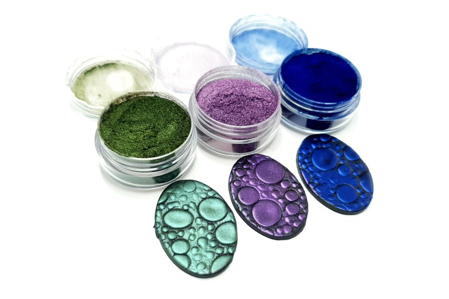 Magic Forest - Set of 3 Pigment powders 3
