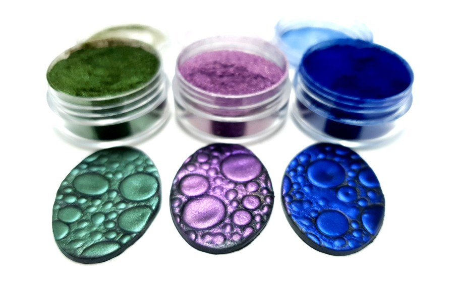 Magic Forest - Set of 3 Pigment powders 6