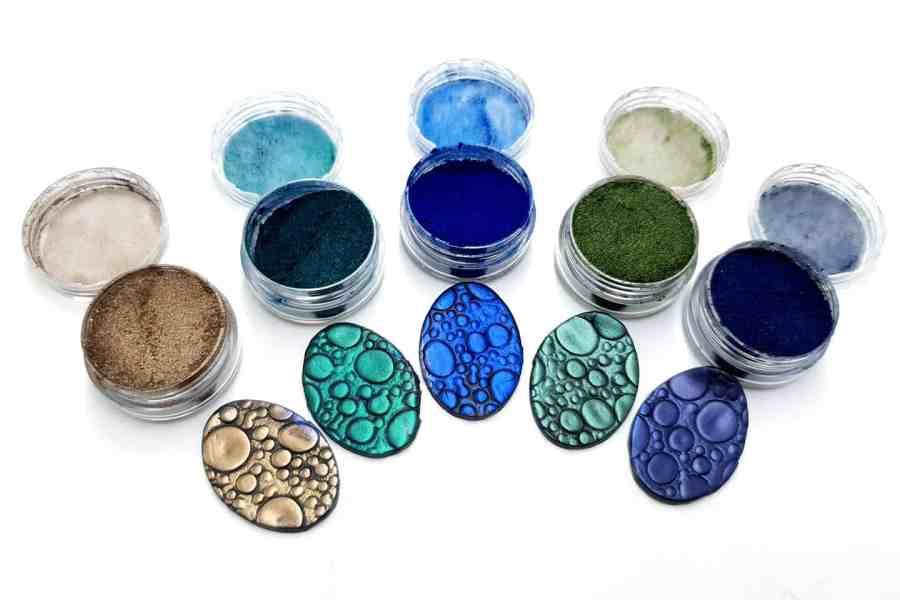 Magic Nature - Set of 5 Pigment powders 3