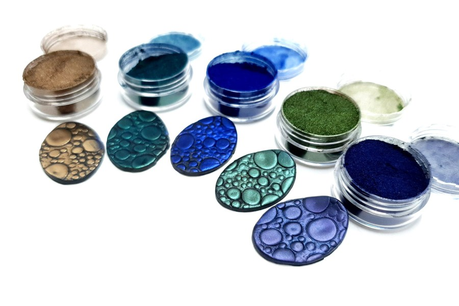 Magic Nature - Set of 5 Pigment powders 6