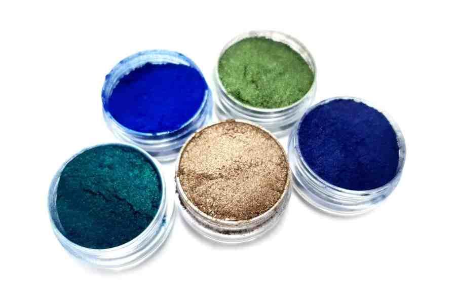 Magic Nature - Set of 5 Pigment powders 7