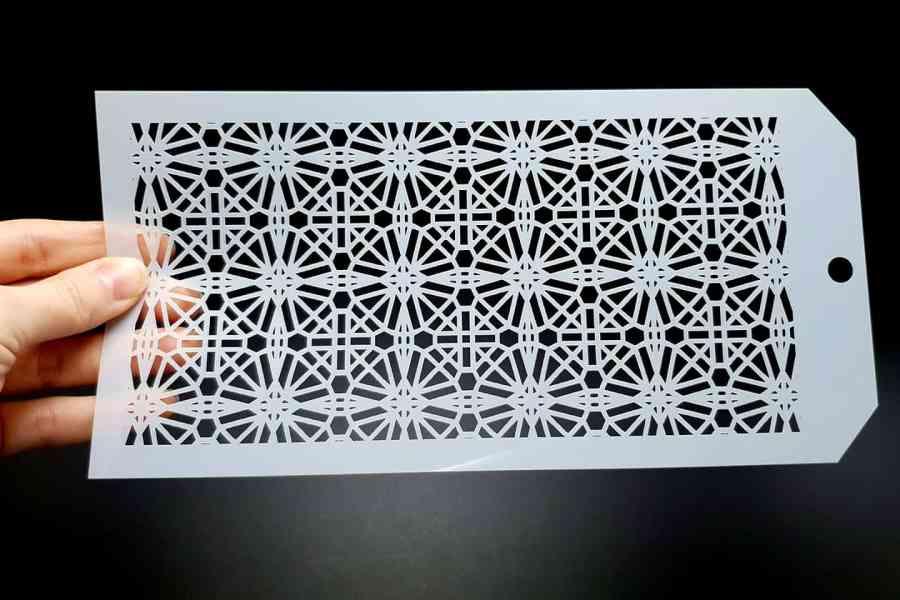 Set of 3 Infinite Universe (12x24cm) 4