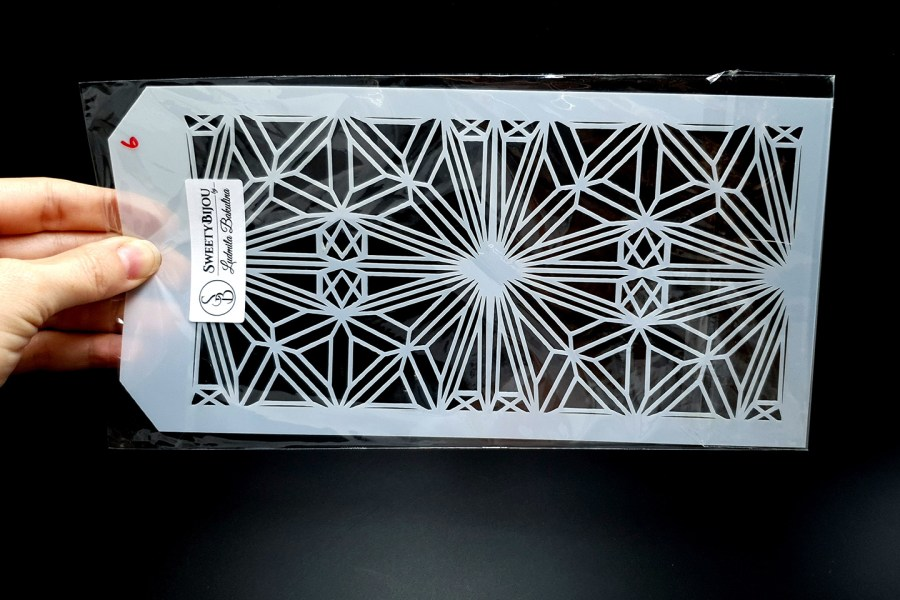 The Sun Pattern (12x24cm)