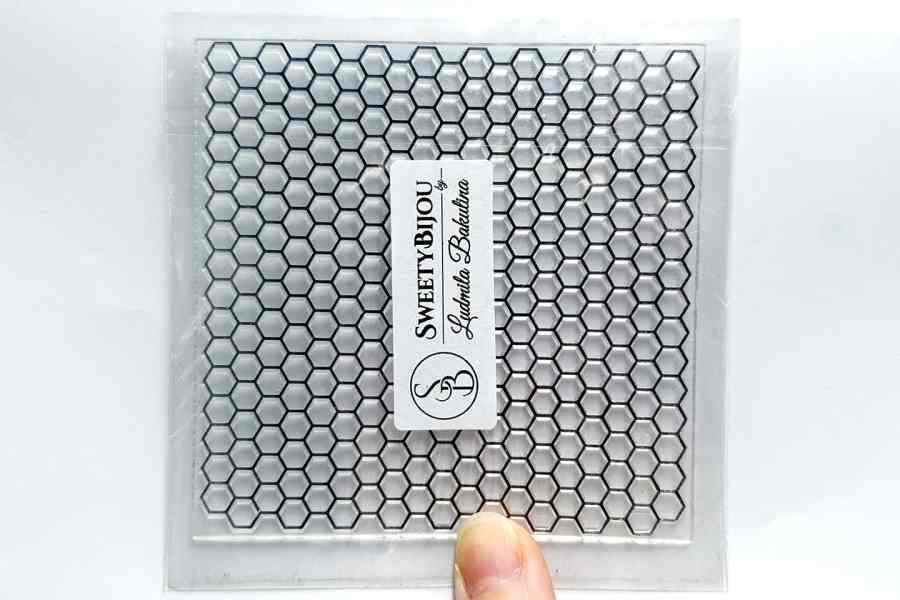 Honey Combs (10x10cm) 5