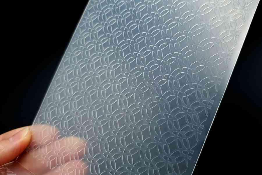Coins (12.5x12.7cm) - Plastic Textures 7