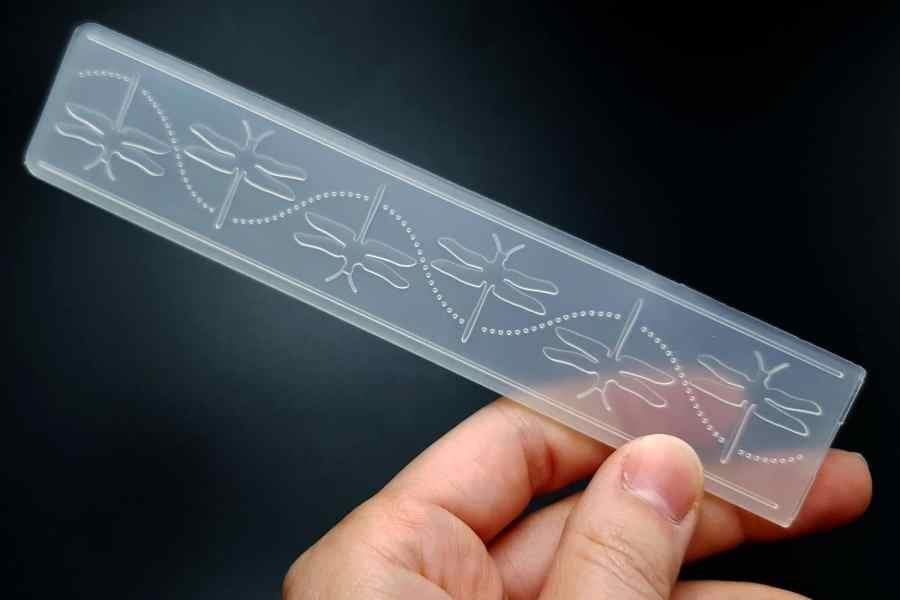 Dragonflies (15x3) - Plastic Texture 1