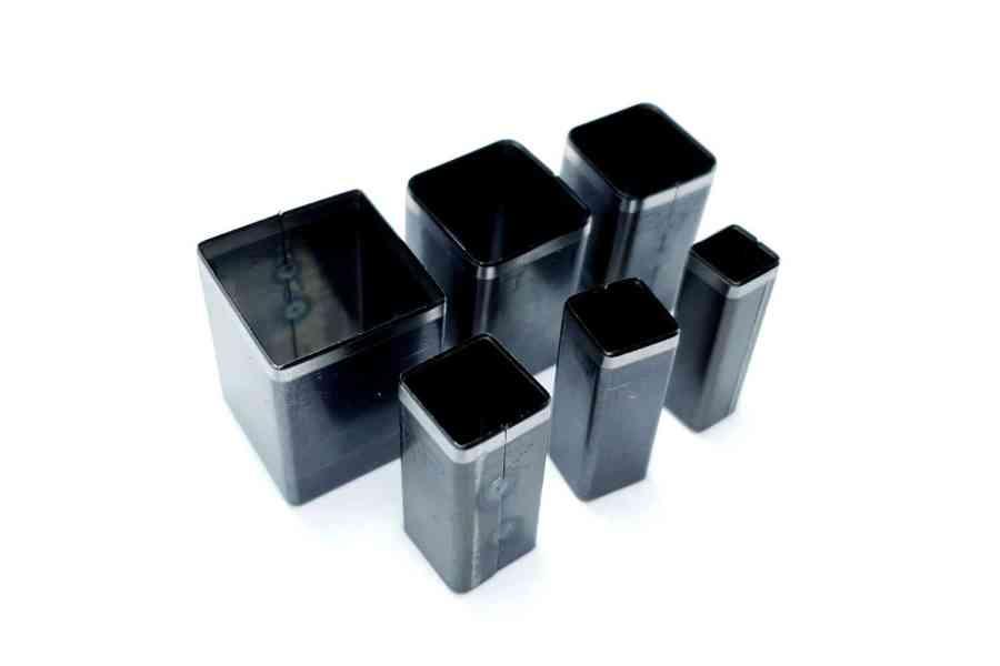 Sharp Cutters Square shape, 6pcs 9