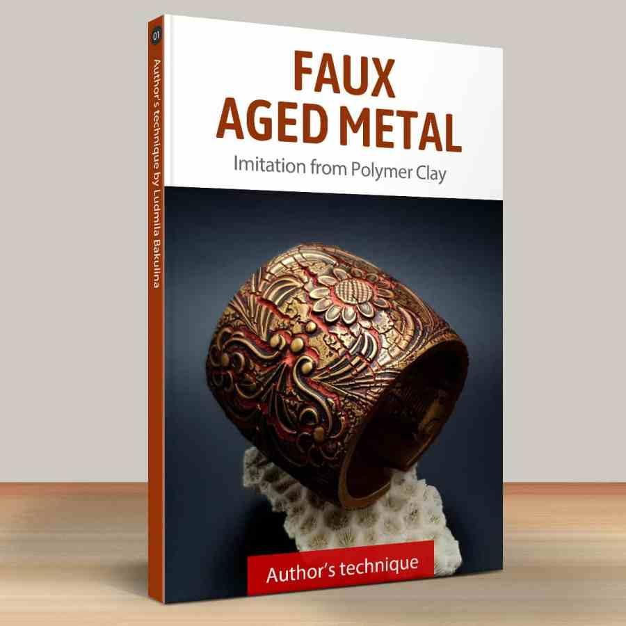 Part 3: Faux Aged Metal