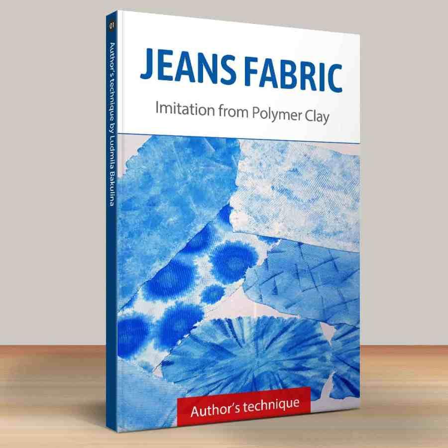 Faux Jeans/Denim Fabric - Video Course 2