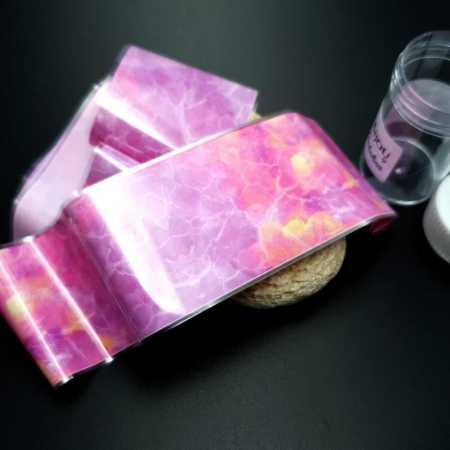 """Foils """"Pink Marble"""""""