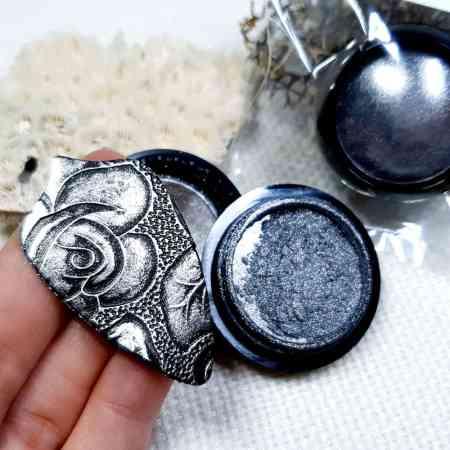 Mirror Silver – Metal powder (1pcs)