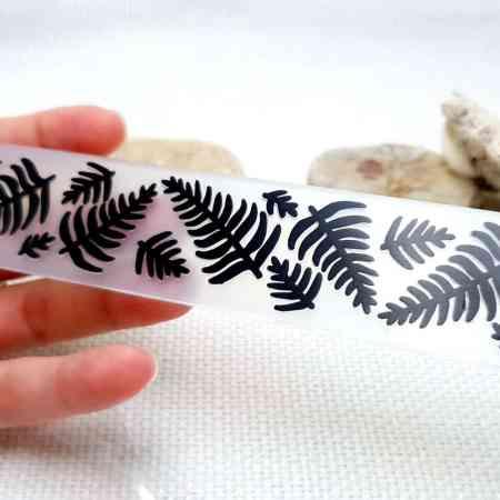 Fern Leaves – Plastic Texture