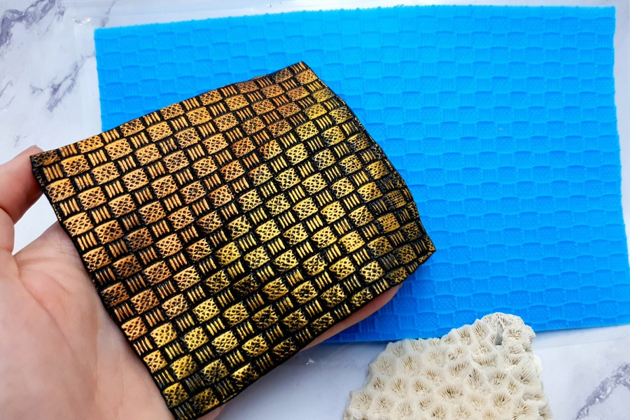 Super Thin Texture - Wicker Rug (190x110) 1