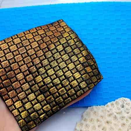 Super Thin Texture – Wicker Rug (190×110)
