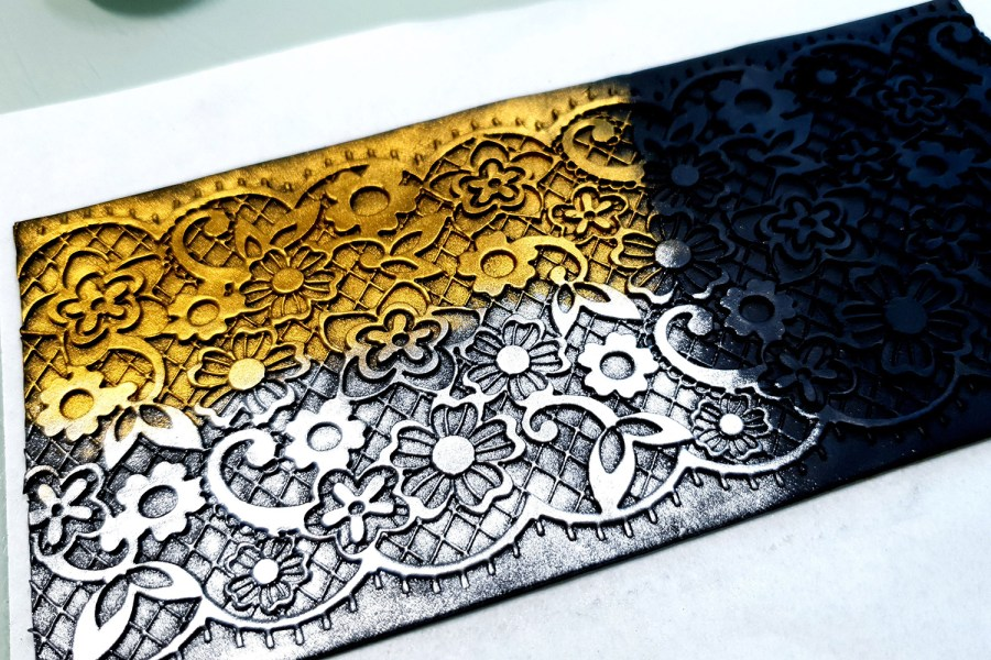 Amazing Flowers Lace - 95x180mm