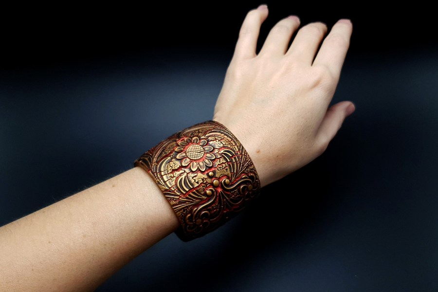 "Bracelet ""The Treasure"""