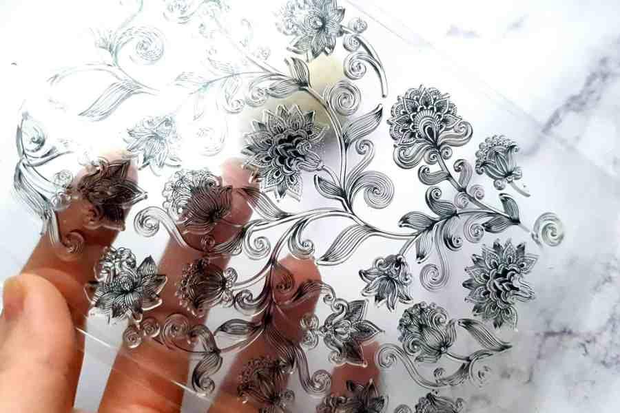 Pattern of Flowers 4