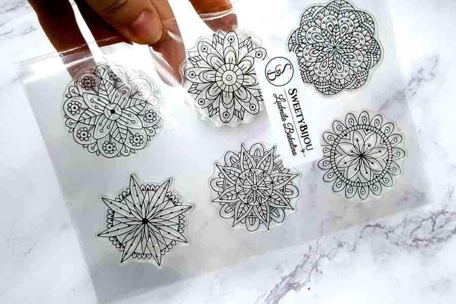 Mandala Flowers 2