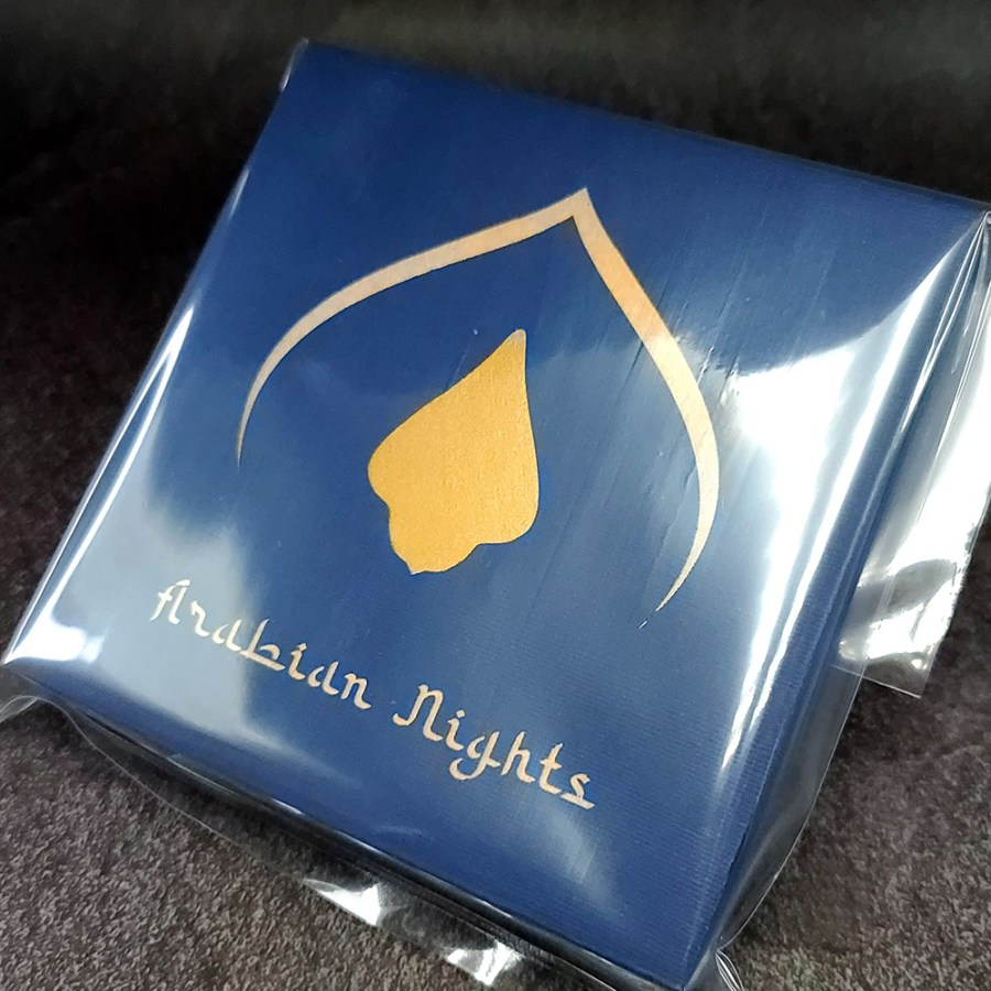 Arabian Nights Cutter #6