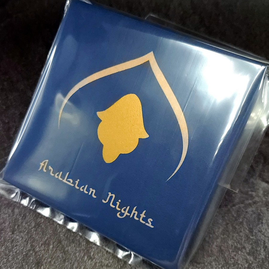 Arabian Nights Cutters #8