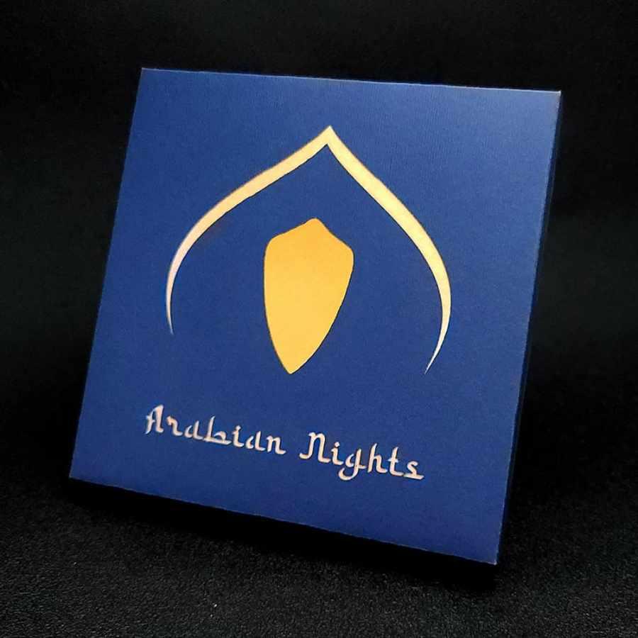 Arabian Nights Cutter #12